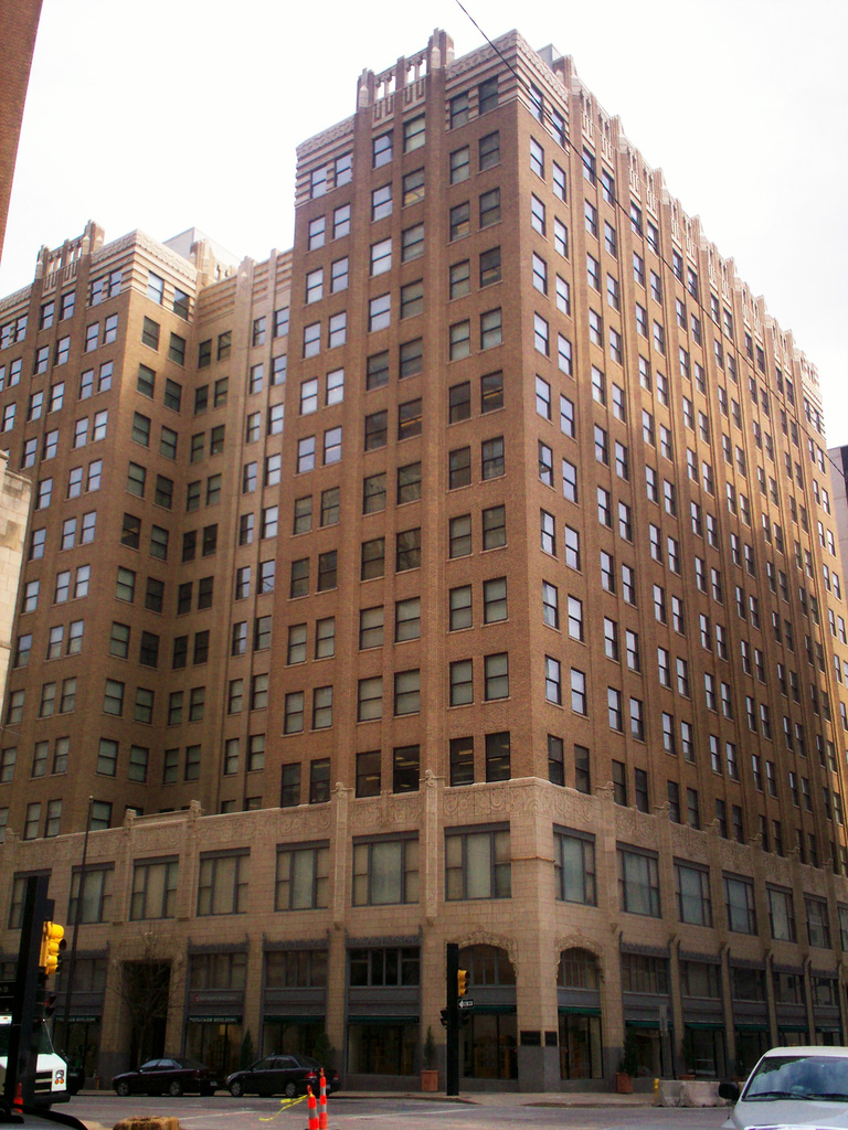 Historical Buildings Of Tulsa David Hoffman Group With