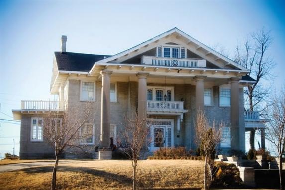 The mansion house tulsa